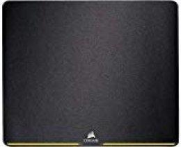 Corsair MM200 - Alfombrilla de ratón para Juego, Superficie paño, Tela, Tamaño Medio, Negro