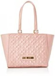 Love Moschino Jc4200pp0a, Bolso tipo tote para Mujer, Rosa (Powder), 40x20x12 Centimeters (W x H x L)