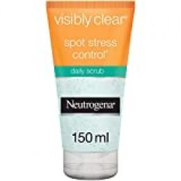 Neutrogena Visibly Clear Spot Stress Control Exfoliante Diario - 150 ml.