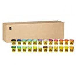 Play-Doh, Pack 24 Botes Hasbro 20383F03