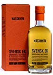 Mackmyra Svensk Ek Swedish Single Malt Whisky (1 x 0.7 l)