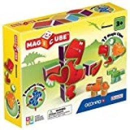 Geomag- Magicube Juguete de construcción, Multicolor, 24 Piezas (141)