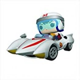 Funko- Pop Ride Racer-Speed w/Mach 5 Collectible Toy, Multicolor (45098)