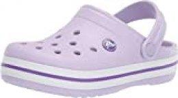 Crocs Crocband Clog K, Zuecos Unisex-Bambini