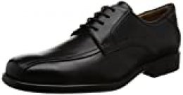 Geox U Federico W, Zapatos Derby para Hombre, Negro (Black C9999), 41 EU