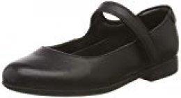Clarks Scala Pure K, Zapatos de Cordones Derby para Niños