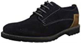 bugatti 311801011412, Zapatos de Cordones Derby para Hombre