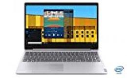 "Lenovo S145-15IWL- Ordenador portátil de 15.6"" HD (Intel Core i3-8145U, 8GB RAM, 256GB SSD, Intel UHD Graphics, sin sistema operativo) Gris-Teclado QWERTY español"