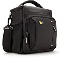 Case Logic TBC409K - Bolsa para Cámara de Fotos y Vídeo, Negro, 20.3 x 14 x 24.9 cm