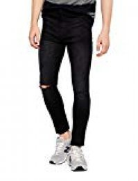 Marca Amazon - find. Super Skinny Jeans con Rotos Hombre