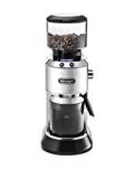 De'Longhi Molinillo de café Delonghi Dedica kg 521.M 150W acero inoxidable, 150 W, Plata