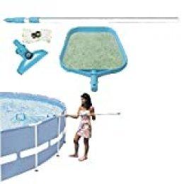 Intex 28002 - Kit de mantenimiento con mango telescópico