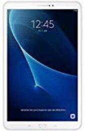 """Samsung Galaxy Tab A - Tablet de 10.1"""" FullHD (WiFi, Procesador Octa-core, 2 GB de RAM, 32 GB de almacenamiento, Android 7.0 actualizable); Blanco"""