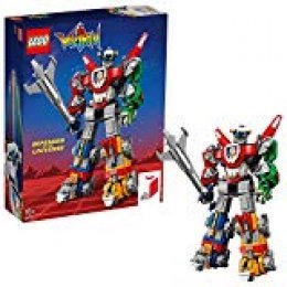 LEGO Ideas - Voltron (21311) (Exclusivo de Amazon y LEGO)