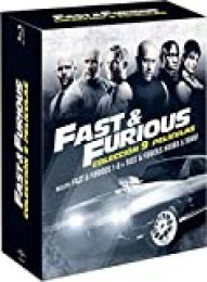 Pack: Fast & Furious 1-8 + Hobbs & Shaw (BD) [Blu-ray]