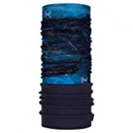 Buff Peninsula Tubular Polar, Unisex Adulto, Denim, Talla única