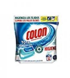 Colon Detergente de Ropa para Lavadora en Cápsulas Higiene - 32 Dosis