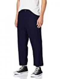 G-STAR RAW Bronson Loose Chino Pantalon, Azul (Rinsed 8975-082), 29W / 32L para Hombre
