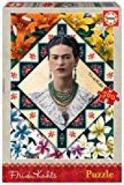 Educa Borras - Serie Frida Kahlo, Puzzle 500 piezas