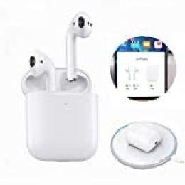 2020 Nuevos Auriculares inalámbricos Bluetooth Touch Control con conexión automática Compatible con iOS/Android/Mac-X6