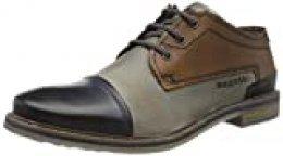 bugatti 322861022121, Zapatos de Cordones Derby para Hombre