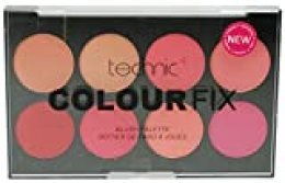 Technic Color Fix Blush Palette, 3,5 g, Paquete de 8