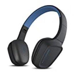 Energy Sistem Headphones 3 Bluetooth Blue (Buetooth 4.1, Control de reproducción, Sistema de rotación, batería Recargable, Micrófono) - Azul