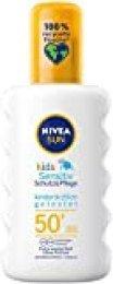Nivea Sun Nivea Sun W2 - Espray solar sensible para niños