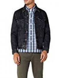 Levi's The Trucker Jacket' Chaqueta Vaquera, Gris (Fegin 0305), Small para Hombre