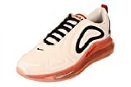 Nike W Air MAX 720, Zapatillas para Correr para Mujer, Light Soft Pink/Gym Red-Coral Stardust, 36 EU
