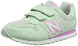 New Balance 500 n, Zapatillas para Mujer, Azul (Mint Combo), 40 EU