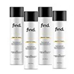 FIND- Tónico suave para piel normal (4x200ml)