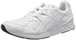 ASICS Gel-Lyte Runner 2, Zapatillas para Correr para Hombre, White White, 40.5 EU