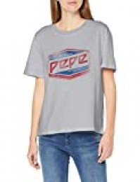 Pepe Jeans Musette Camiseta para Mujer