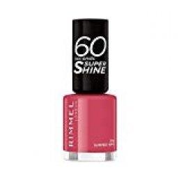 Rimmel London 60 Seconds Super Shine #715-Summer Sips - 1 unidad