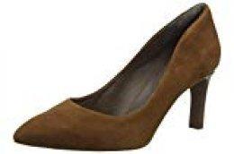 Rockport Total Motion Valerie Luxe, Zapatos de tacón con Punta Cerrada para Mujer