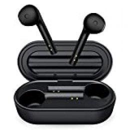 Auriculares Bluetooth, Auriculares inalámbricos Bluetooth 5.0 Audífonos Wireless en Oido Carga Rapida USB-C Impermeables Micrófono Incorporado Sonido Estéreo con Graves Profundos con Caja de Carga