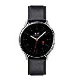 samsung - Smartwatch - Samsung Galaxy Watch Active 2, LTE, 40 Mm, Acero/Plata