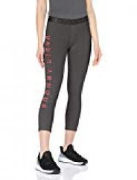 Under Armour Favorite Crop Floral Graphic - Capri Mujer