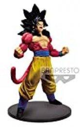 Banpresto Blood of Saiyans Dragon Ball Estatua Super Saiyan Son Goku, Multicolor (85145)