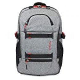 """Targus Urban Explorer Laptop - Mochila de 24 litros Ideal para desplazamientos, actividades al aire libre, caminatas, ciclismo y viajes de fin de semana, para portátiles de hasta 15.6 """"- Gris"""