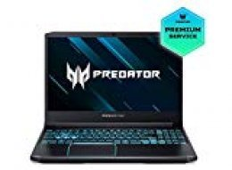 "Acer Predator Helios 300 Ordenador portátil Gaming de 15.6"" FullHD (Intel Core i7-9750H, 16GB de RAM, 1TB SSD, NVIDIA GeForce RTX 2060 6GB Sin sistema operativo) QWERTY Español"