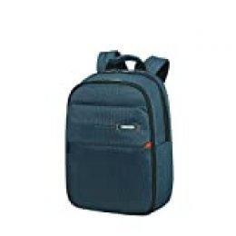 "Samsonite 93061-1820 maletines para portátil 35,8 cm (14.1"") Mochila Azul - Funda (Mochila, 35,8 cm (14.1""), 700 g, Azul)"