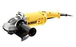 Dewalt DWE492S-QS Amoladora 230 mm 2.200W 6.500 rpm Arranque suave, 2200 W