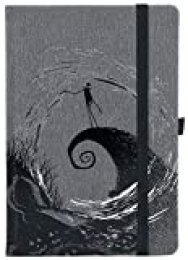 The Nightmare Before Christmas - Notebook Premium Moonlight Madness