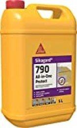 Sikagard 790 All in One Protect, Impregnación protectora para superficies porosas, 5L