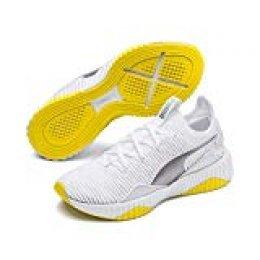 PUMA Defy Tz Wn's, Zapatillas de Deporte para Mujer