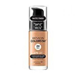 Revlon ColorStay Base de Maquillaje piel mixto/graso FPS15 (#370 Toast) 30 ml