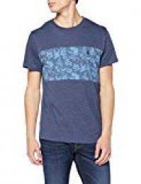 Izod Printed Colorblock tee Camiseta para Hombre