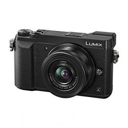 "Panasonic Lumix DMC-GX80 - Cámara Digital de 16 MP (Pantalla de 3"", 4K, Lumix G Vario de 12-32 mm F3.5-5.6 Mega OIS), Color Negro"